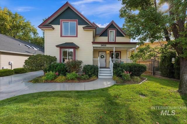 2618 S Shoshone St., Boise, ID 83705 (MLS #98821635) :: Boise River Realty
