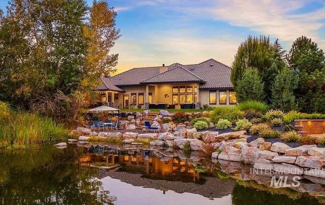 1266 W Sherington Ct, Eagle, ID 83616 (MLS #98821649) :: Build Idaho