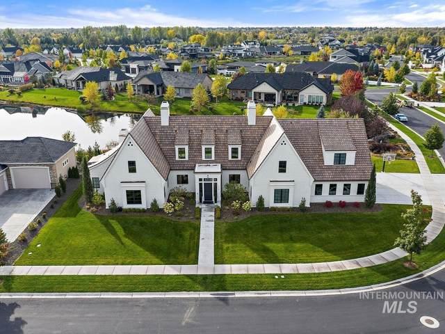 724 S Brentbrook Ln, Eagle, ID 83616 (MLS #98821667) :: Idaho Life Real Estate