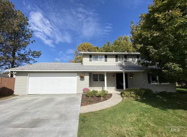12600 W Goldenrod, Boise, ID 83713 (MLS #98821710) :: Navigate Real Estate