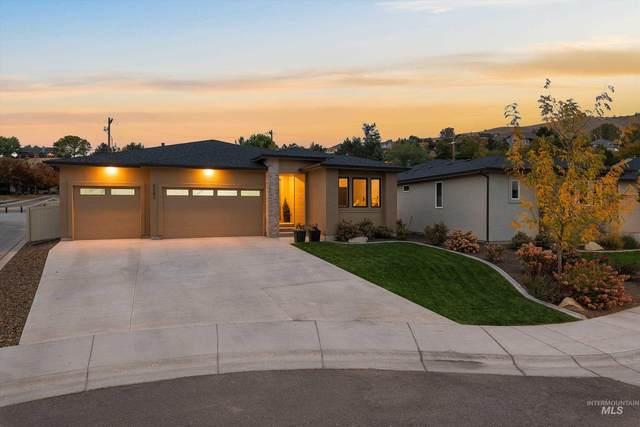 6282 W Ina Drive, Boise, ID 83703 (MLS #98821711) :: Bafundi Real Estate