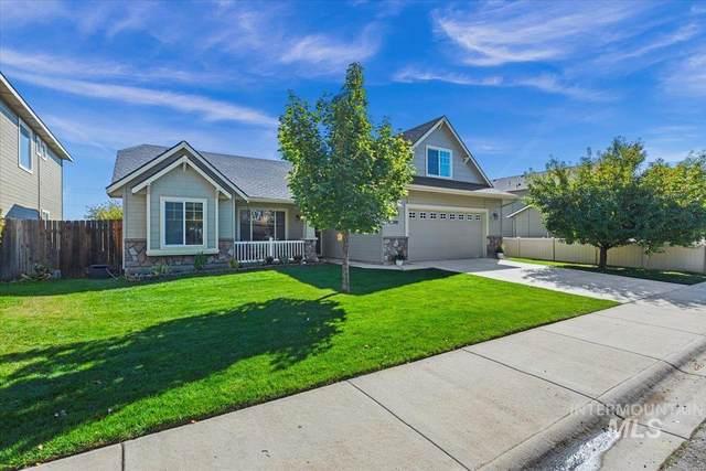 3500 N Maplestone Ave, Meridian, ID 83646 (MLS #98821713) :: Idaho Real Estate Advisors