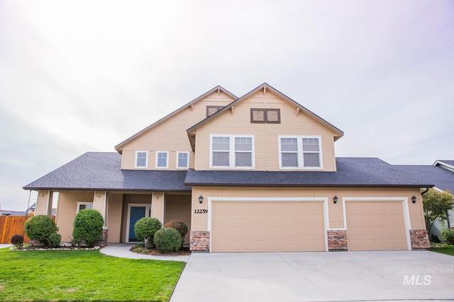 12259 W Gambrell Street, Star, ID 83669 (MLS #98821720) :: Idaho Real Estate Advisors