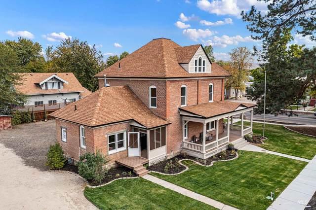 604 E Main, Emmett, ID 83617 (MLS #98821721) :: Bafundi Real Estate
