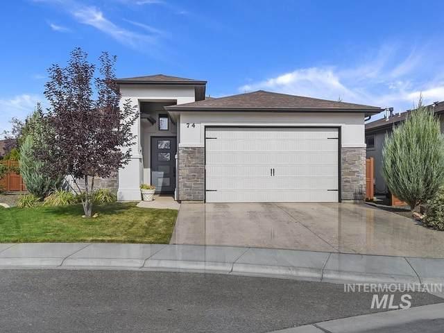 74 E Segundo St., Meridian, ID 83646 (MLS #98821724) :: Own Boise Real Estate