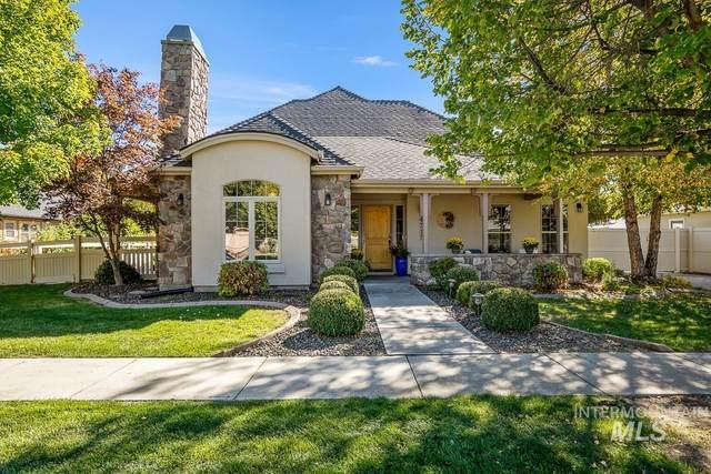 4717 W Prickly Pear, Eagle, ID 83616 (MLS #98821749) :: Navigate Real Estate