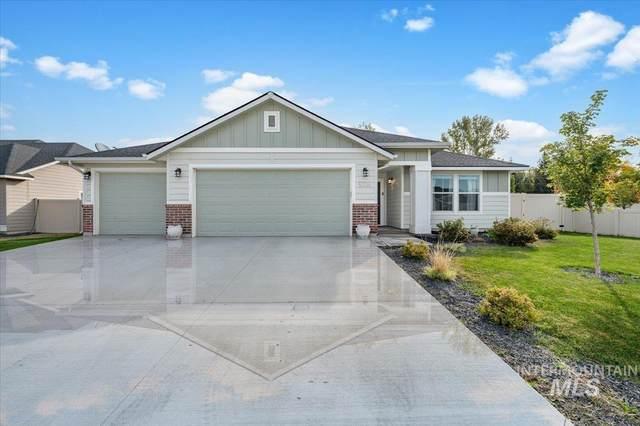 5334 N Maplestone Ave, Meridian, ID 83646 (MLS #98821783) :: Idaho Real Estate Advisors