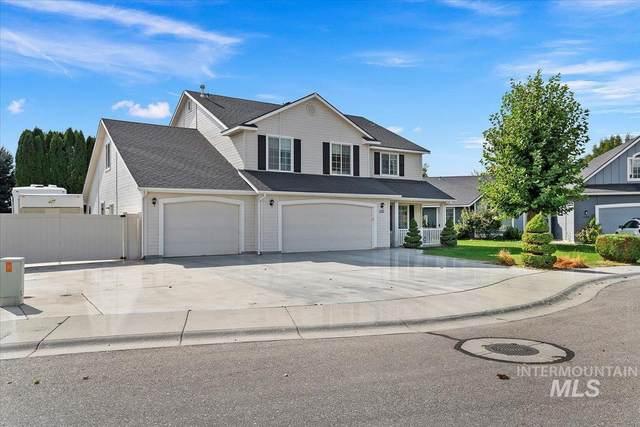 1537 N Firebrick Dr, Kuna, ID 83634 (MLS #98821800) :: Boise River Realty