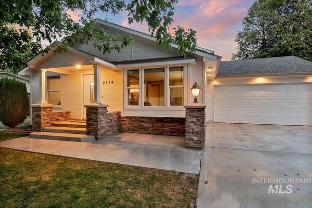 2114 S Hilton St, Boise, ID 83705 (MLS #98821807) :: Bafundi Real Estate
