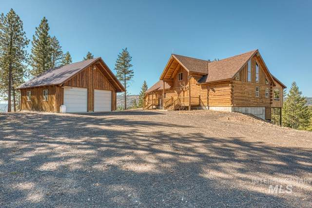 2579 Price Valley Rd, Council, ID 83612 (MLS #98821829) :: Minegar Gamble Premier Real Estate Services