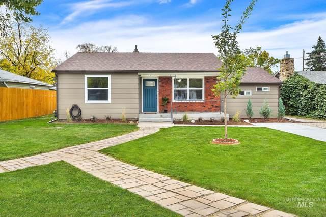 4813 W Camas, Boise, ID 83705 (MLS #98821834) :: City of Trees Real Estate