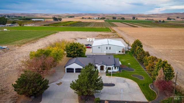 2800 W Idaho Blvd, Emmett, ID 83617 (MLS #98821835) :: Team One Group Real Estate