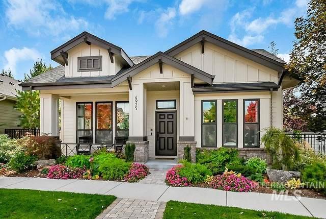 4925 E Woodcarver Dr, Boise, ID 83716 (MLS #98821837) :: Juniper Realty Group