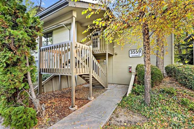 3559 S Gekeler #104, Boise, ID 83706 (MLS #98821838) :: Full Sail Real Estate