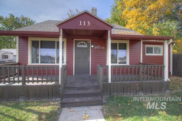 113 N Dewey, Middleton, ID 83644 (MLS #98821840) :: Minegar Gamble Premier Real Estate Services