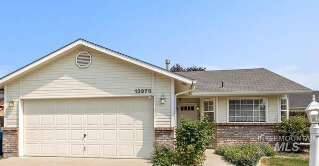 13978 W Wrigley, Boise, ID 83713 (MLS #98821862) :: Epic Realty