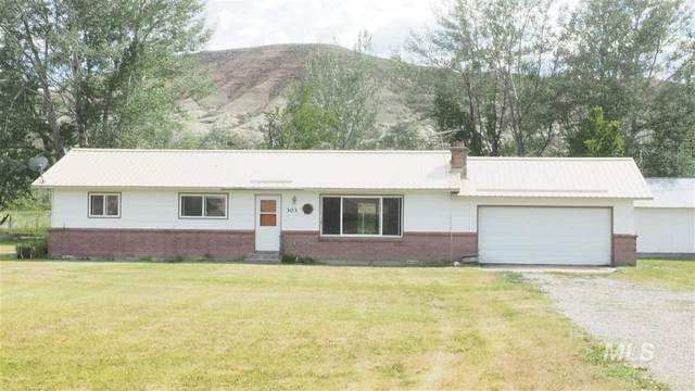 303 Highway 28, Salmon, ID 83467 (MLS #98821863) :: Full Sail Real Estate