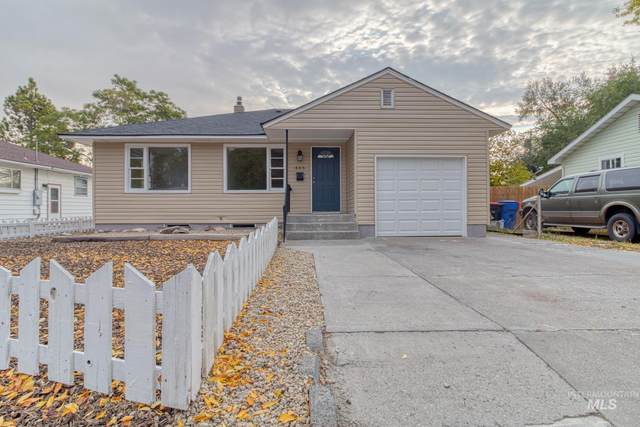 466 Taylor St, Twin Falls, ID 83301 (MLS #98821892) :: Michael Ryan Real Estate