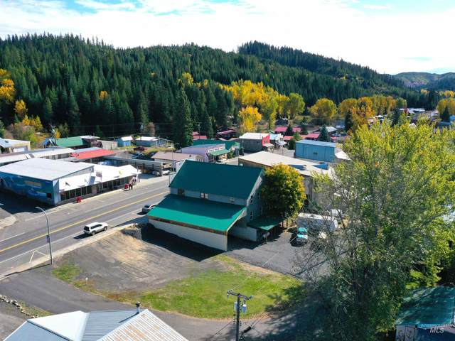104 S Main Street, Pierce, ID 83546 (MLS #98821909) :: Michael Ryan Real Estate