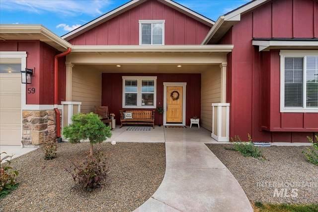 59 S Sorrel Ave, Nampa, ID 83687 (MLS #98821926) :: Idaho Real Estate Advisors