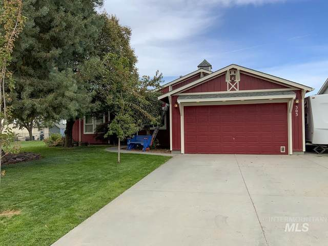 303 NW 9th St, Fruitland, ID 83619 (MLS #98821927) :: Epic Realty