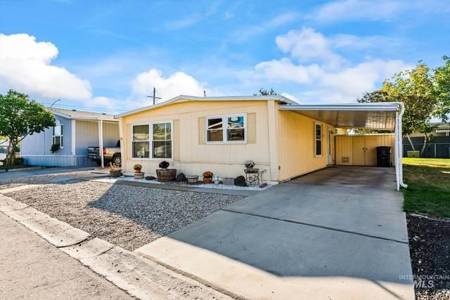 2725 Five Mile #74, Boise, ID 83713 (MLS #98821949) :: Bafundi Real Estate