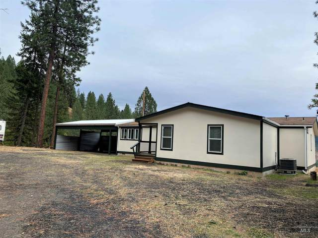 1320 Whitetail Dr, Ahsahka, ID 83520 (MLS #98821972) :: Michael Ryan Real Estate