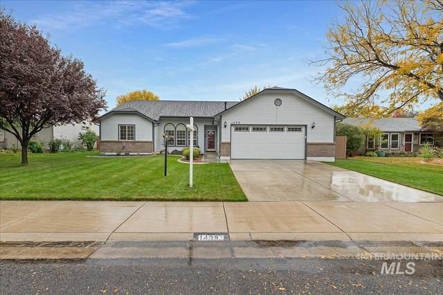 1499 W Merganzer, Meridian, ID 83642 (MLS #98821977) :: Idaho Life Real Estate