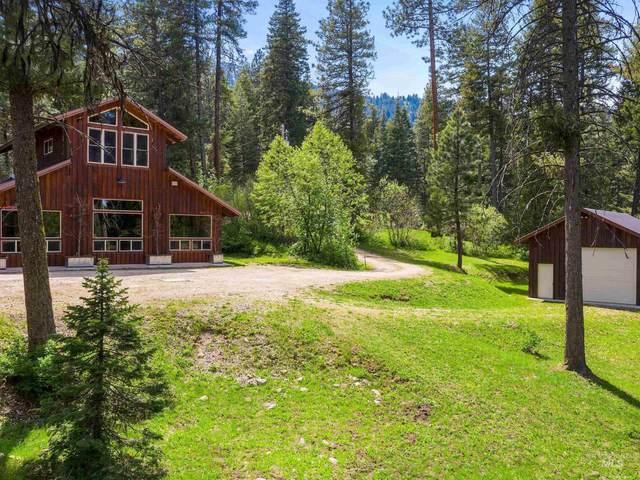 7 Snowbird Ln, Garden Valley, ID 83622 (MLS #98821987) :: Juniper Realty Group