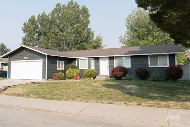930 S Haskett, Mountain Home, ID 83647 (MLS #98821992) :: Idaho Real Estate Advisors