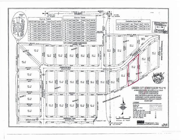 257 Primrose Way, Shoshone, ID 83352 (MLS #98822004) :: Silvercreek Realty Group