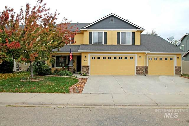 3671 S Brigham Ave, Meridian, ID 83642 (MLS #98822021) :: First Service Group