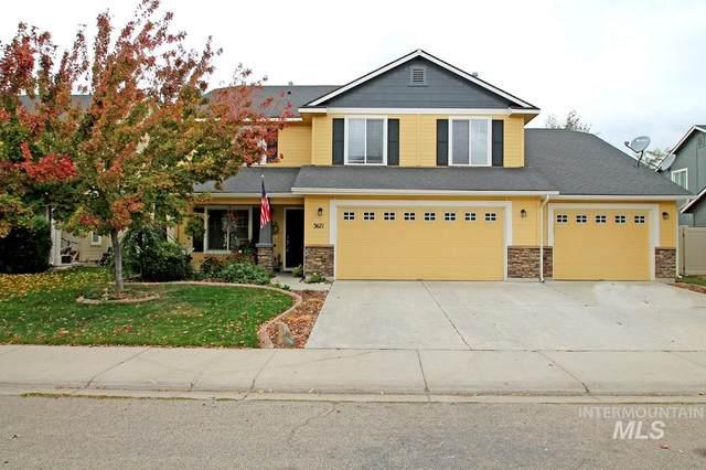 3671 S Brigham Ave, Meridian, ID 83642 (MLS #98822021) :: Bafundi Real Estate