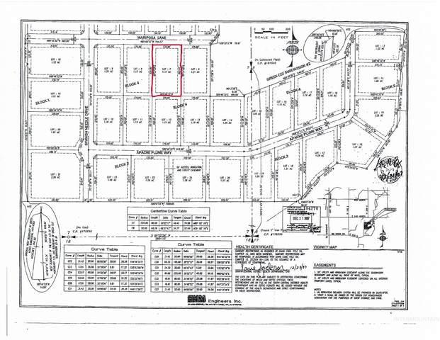 Lot 7 Block 4 Mariposa Way, Shoshone, ID 83352 (MLS #98822023) :: Beasley Realty
