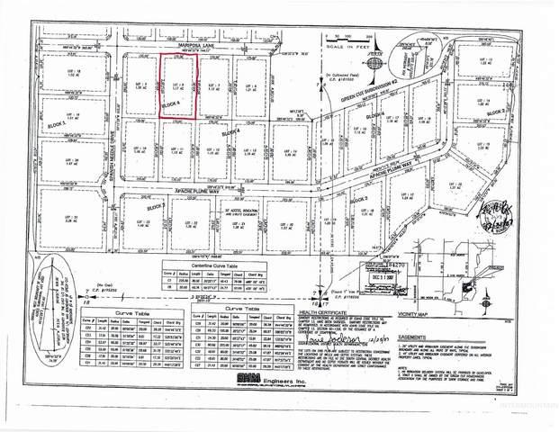 Lot 8 Block 4 Mariposa Way, Shoshone, ID 83352 (MLS #98822024) :: Silvercreek Realty Group