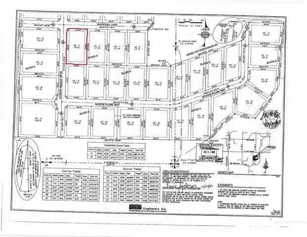 Lot 9 Block 4 Mariposa Way, Shoshone, ID 83352 (MLS #98822028) :: Silvercreek Realty Group