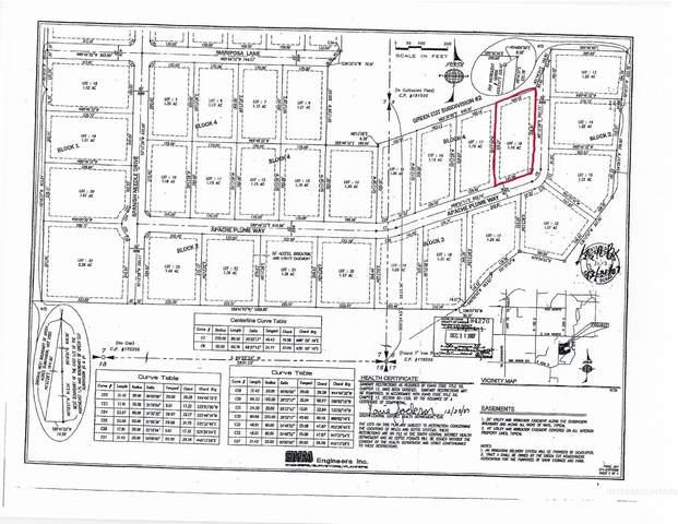Lot 18 Block 4 Apache Plume Way, Shoshone, ID 83352 (MLS #98822030) :: Silvercreek Realty Group