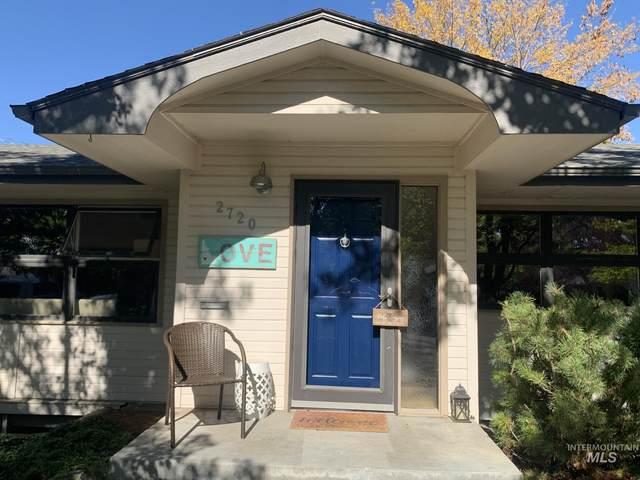 2720 W Teton, Boise, ID 83705 (MLS #98822033) :: Team One Group Real Estate