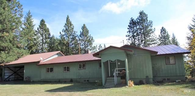 532 Wells Bench Road, Orofino, ID 83544 (MLS #98822045) :: Michael Ryan Real Estate