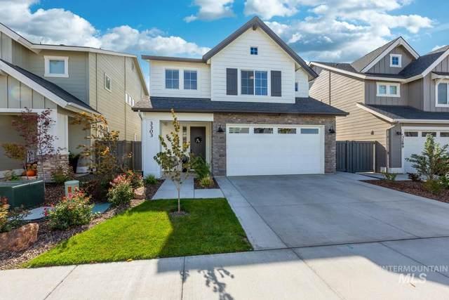3303 E Collingwood Drive, Meridian, ID 83642 (MLS #98822058) :: Epic Realty