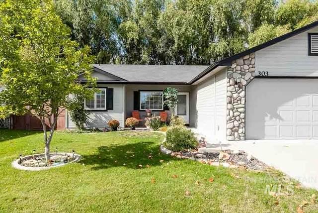 303 Marble Valley Way, Caldwell, ID 83605 (MLS #98822065) :: Idaho Real Estate Advisors