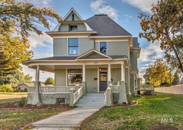 377 E Main & 337 E 4th, Weiser, ID 83672 (MLS #98822096) :: Minegar Gamble Premier Real Estate Services
