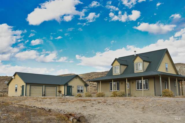 11 Hooked Horn, Salmon, ID 83467 (MLS #98822115) :: Epic Realty