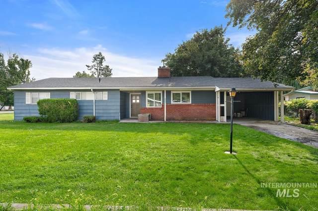 1010 Melrose Dr, Emmett, ID 83617 (MLS #98822130) :: Michael Ryan Real Estate
