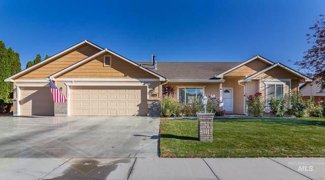 1314 W Raptor Ct, Nampa, ID 83651 (MLS #98822180) :: Jon Gosche Real Estate, LLC
