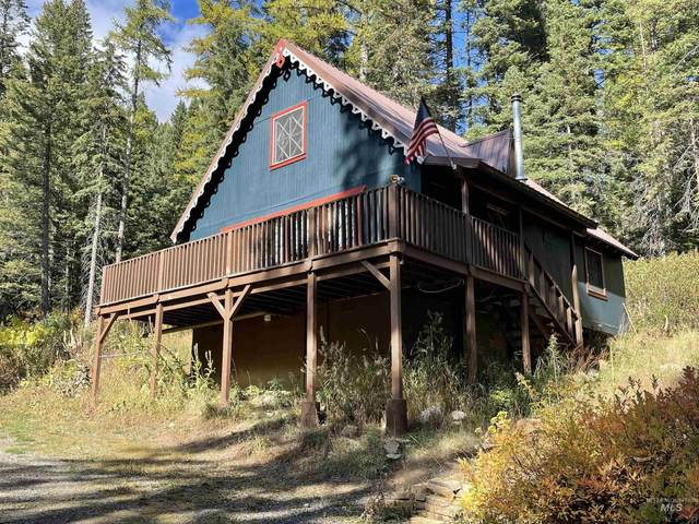 1523 Bear Rock Trail, Donnelly, ID 83615 (MLS #98822191) :: Epic Realty