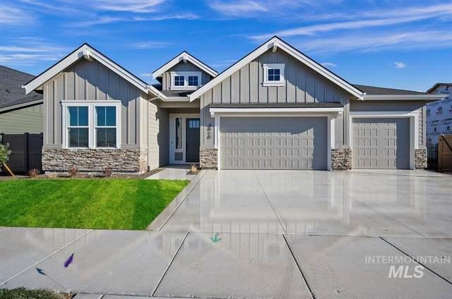 5081 N Joy Ave, Meridian, ID 83646 (MLS #98822192) :: Navigate Real Estate