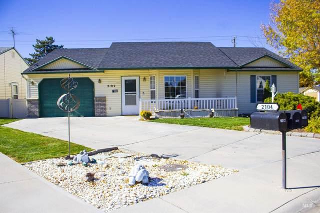 2102 Alder Dr, Caldwell, ID 83605 (MLS #98822202) :: Idaho Real Estate Advisors