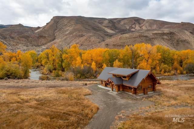 1239 Chukar Ln, Clayton, ID 83227 (MLS #98822211) :: Idaho Life Real Estate