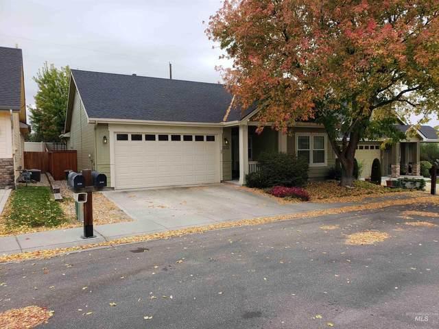 2333 N Eagle Creek, Eagle, ID 83616 (MLS #98822214) :: Silvercreek Realty Group